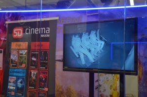 Metrofear – 5D kino Ústí nad Labem