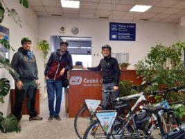 Půjčení ČD Bike v Táboře