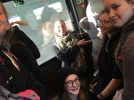 Ve vlaku LeoExpress